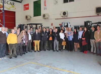 Unicar congrega a los distribuidores Tailift en España